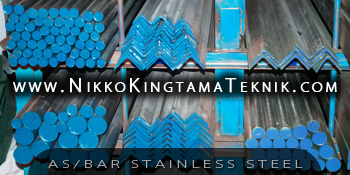 Toko Supplier Solid Bar Stainless Steel di Glodok Jakarta
