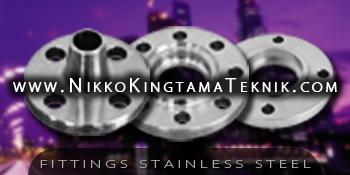 Toko Supplier Flange Stainless Steel di Glodok Jakarta